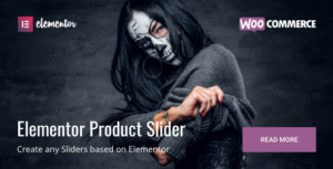 WooCommerce Product Slider for Elementor
