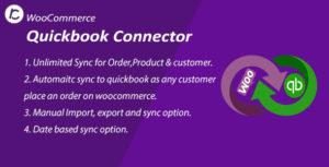 WooCommerce QuickBooks Connector Plugin