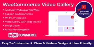 WooCommerce Video Gallery Plugin