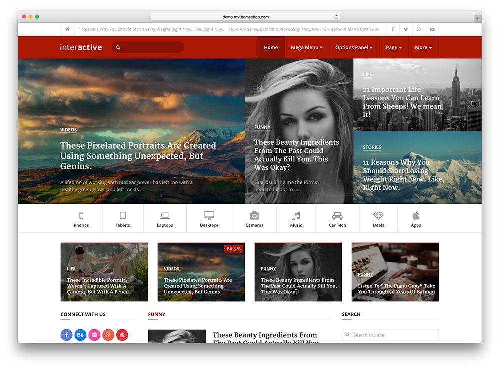 belle-interactive-mahazine-thème-wordpress