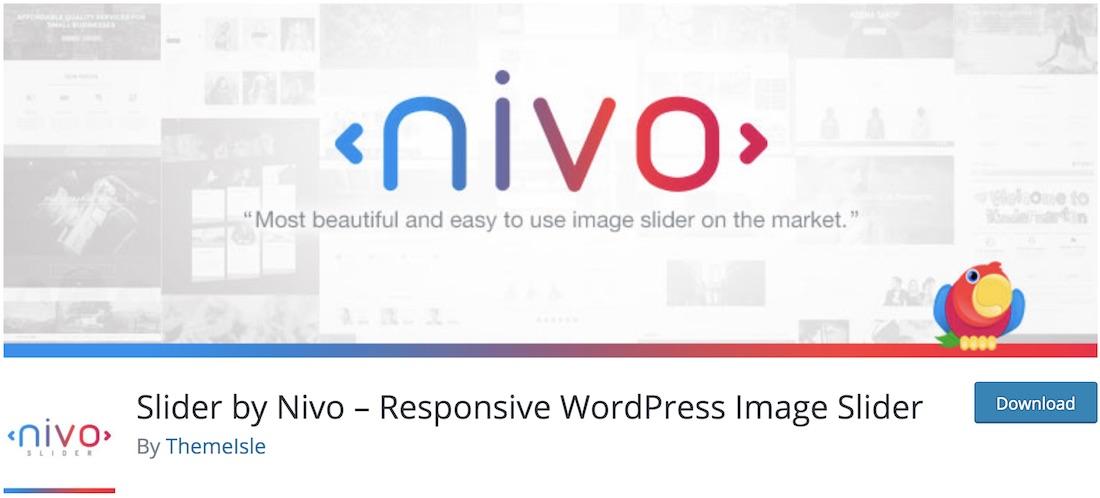 plugin nivo slider lite wordpress