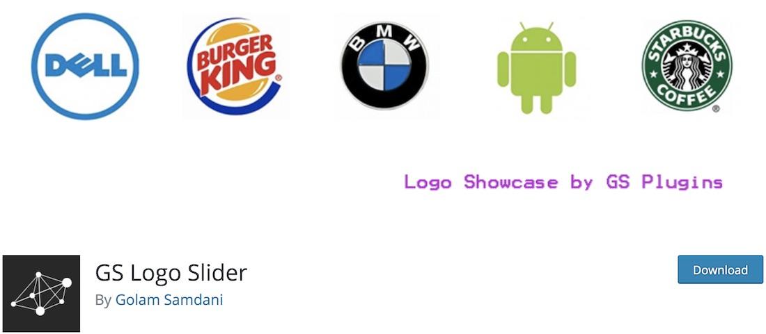 gs logo slider plugin wordpress