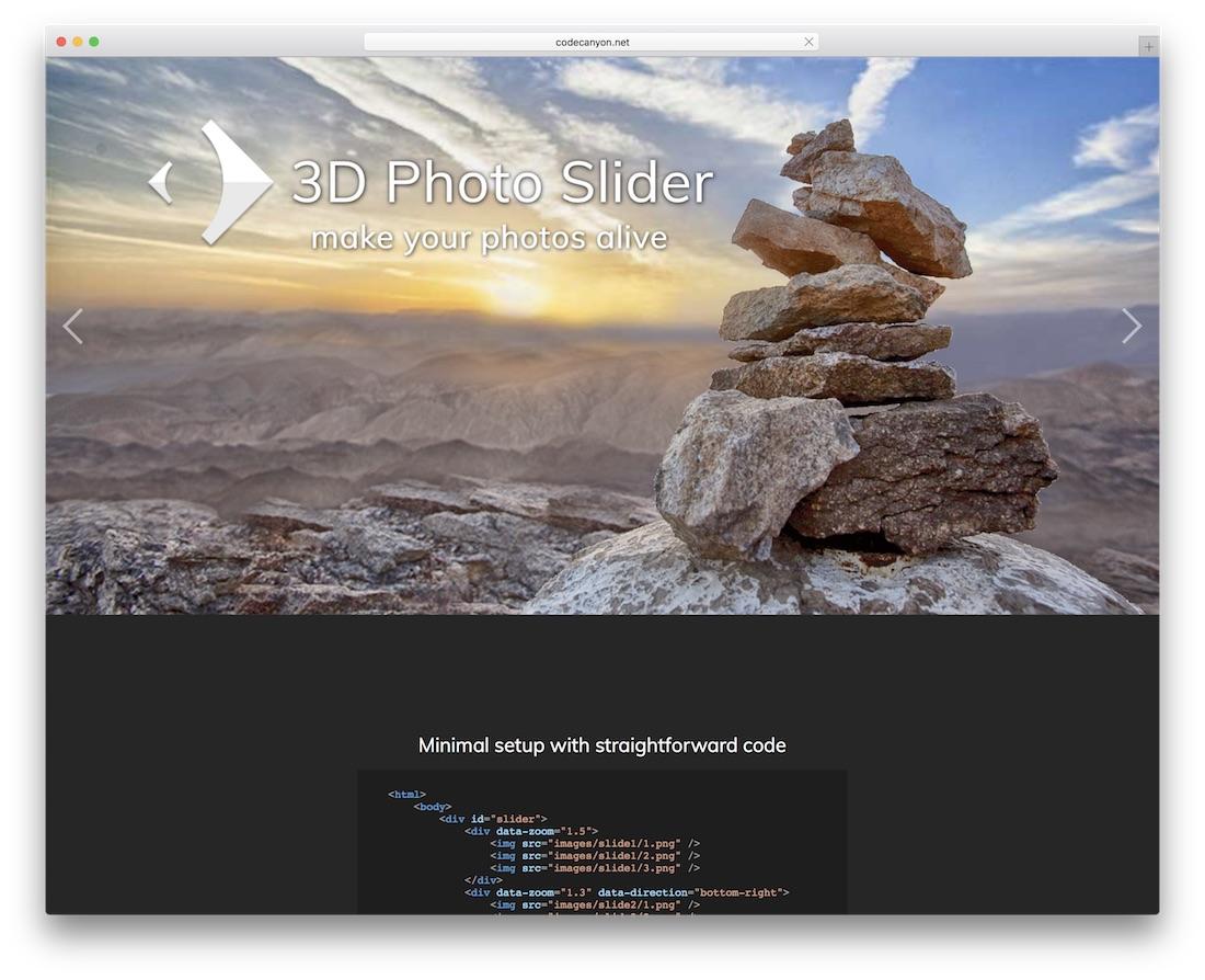 plugin glisseur wordpress slider