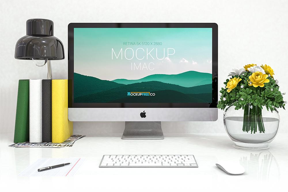 maquettes de bureau