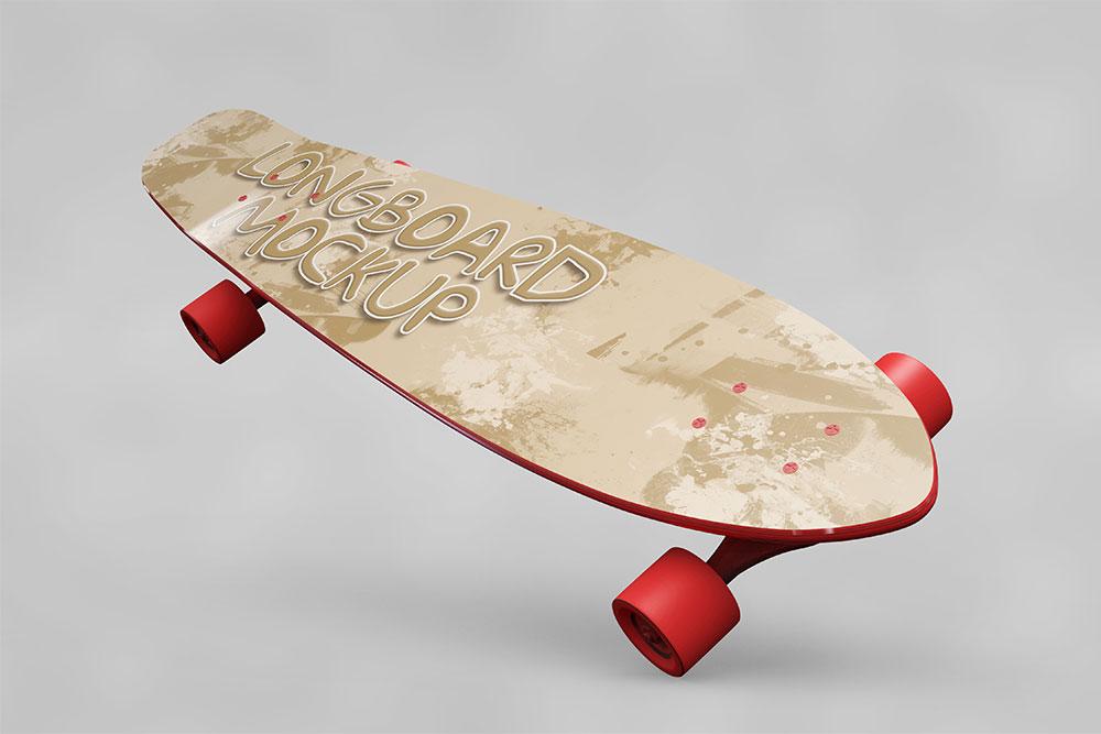 maquettes de planche à roulettes