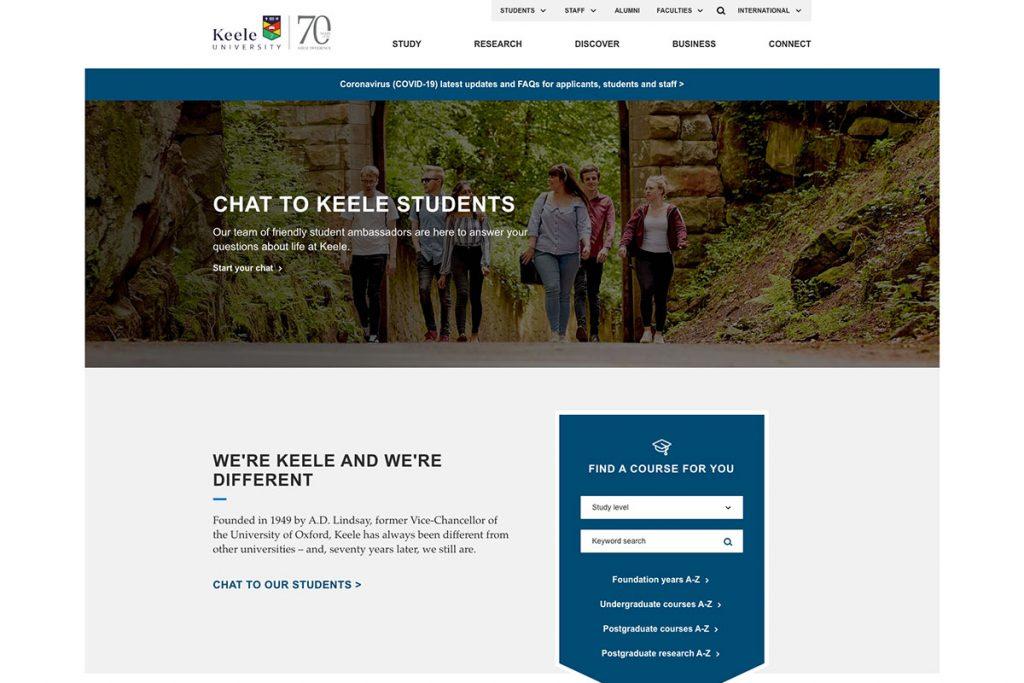 Université de Keele