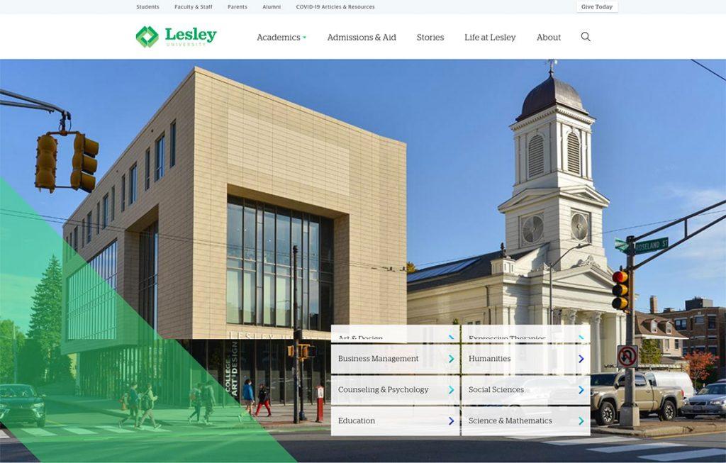 Université Lesley