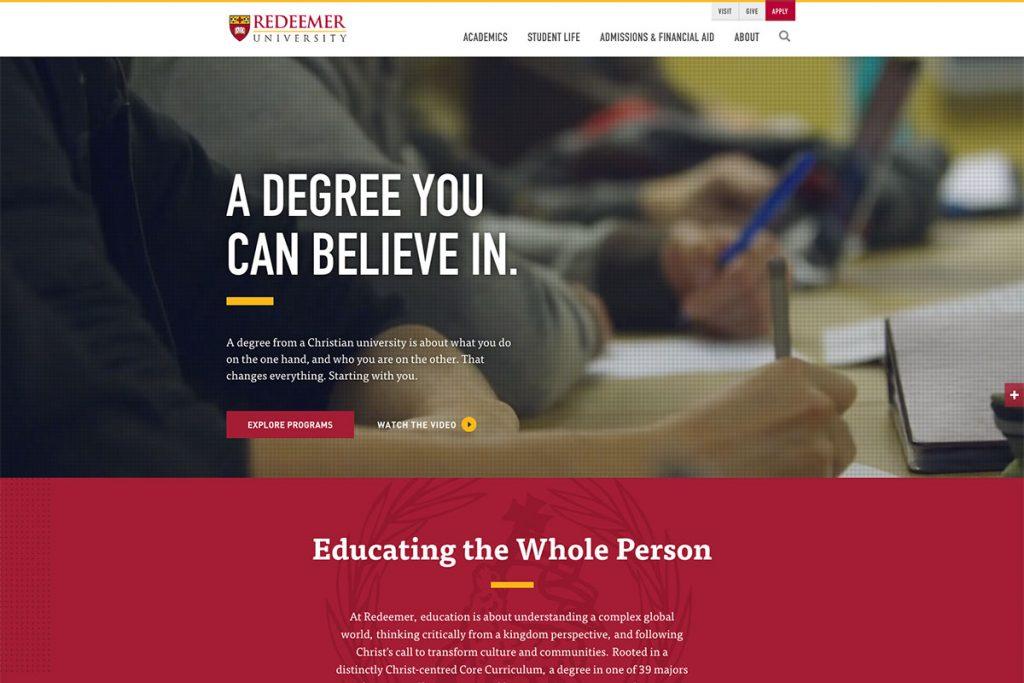 Université du Rédempteur