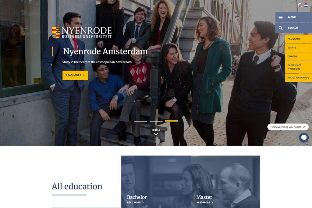 Université des affaires de Nyenrode