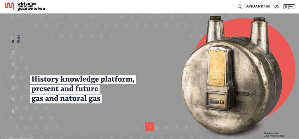 Musée virtuel du gaz
