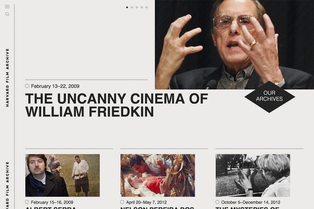 Archives du film de Harvard