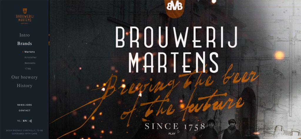 Brasserie Martens