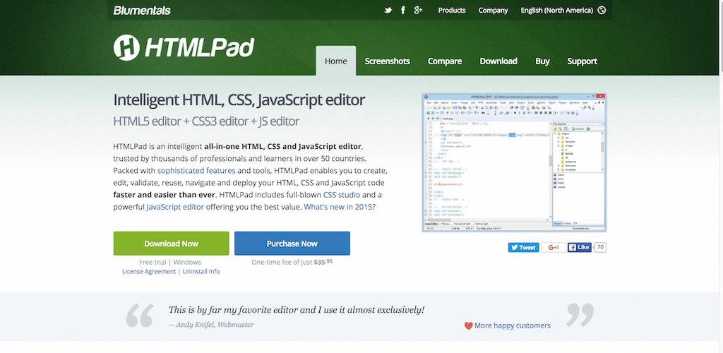 Editeur HTML5 Editeur CSS3 Editeur JavaScript