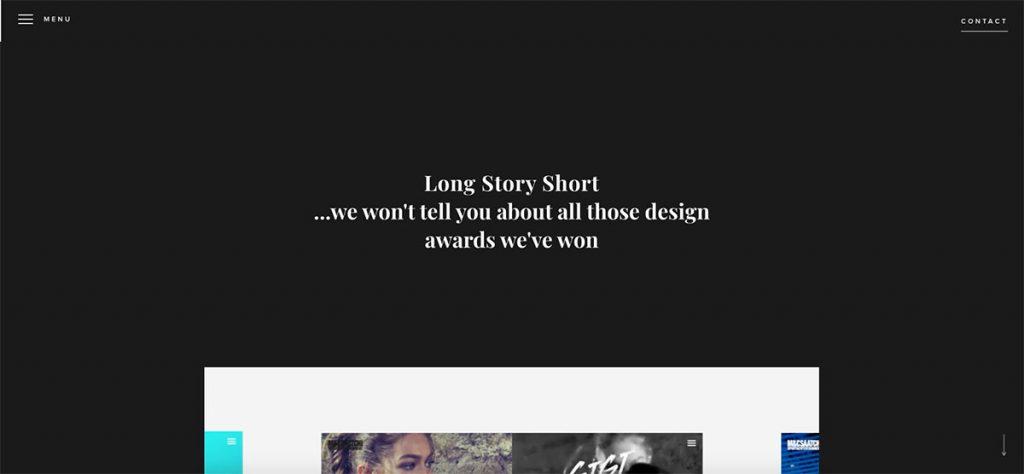 Longue histoire courte