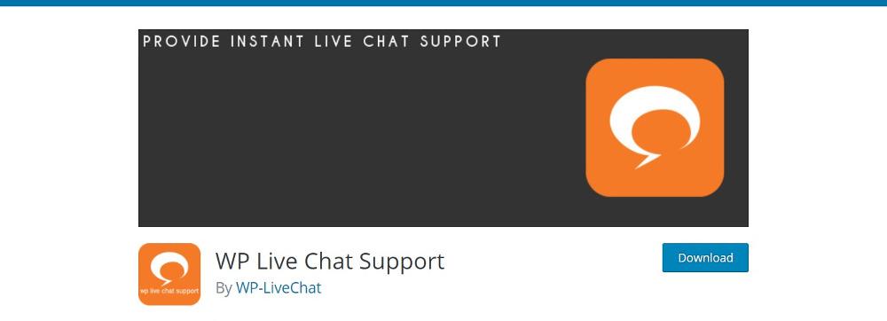 Plugins de chat en direct WordPress: WP Live Chat
