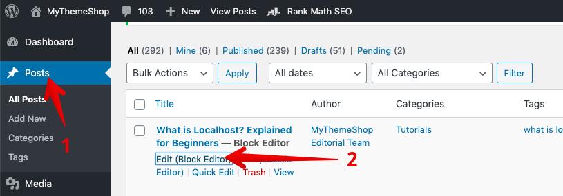 Désactiver les commentaires sur des articles spécifiques