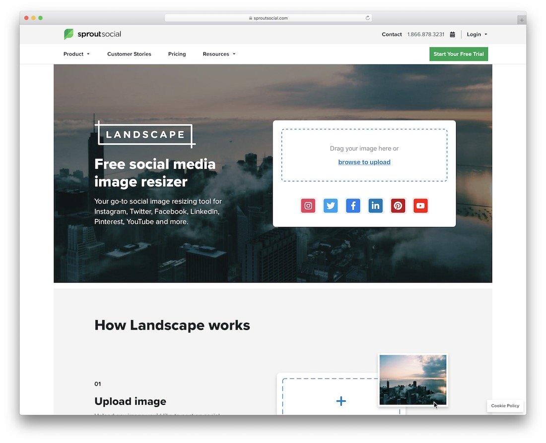 paysage par sprout resizer social social meda image