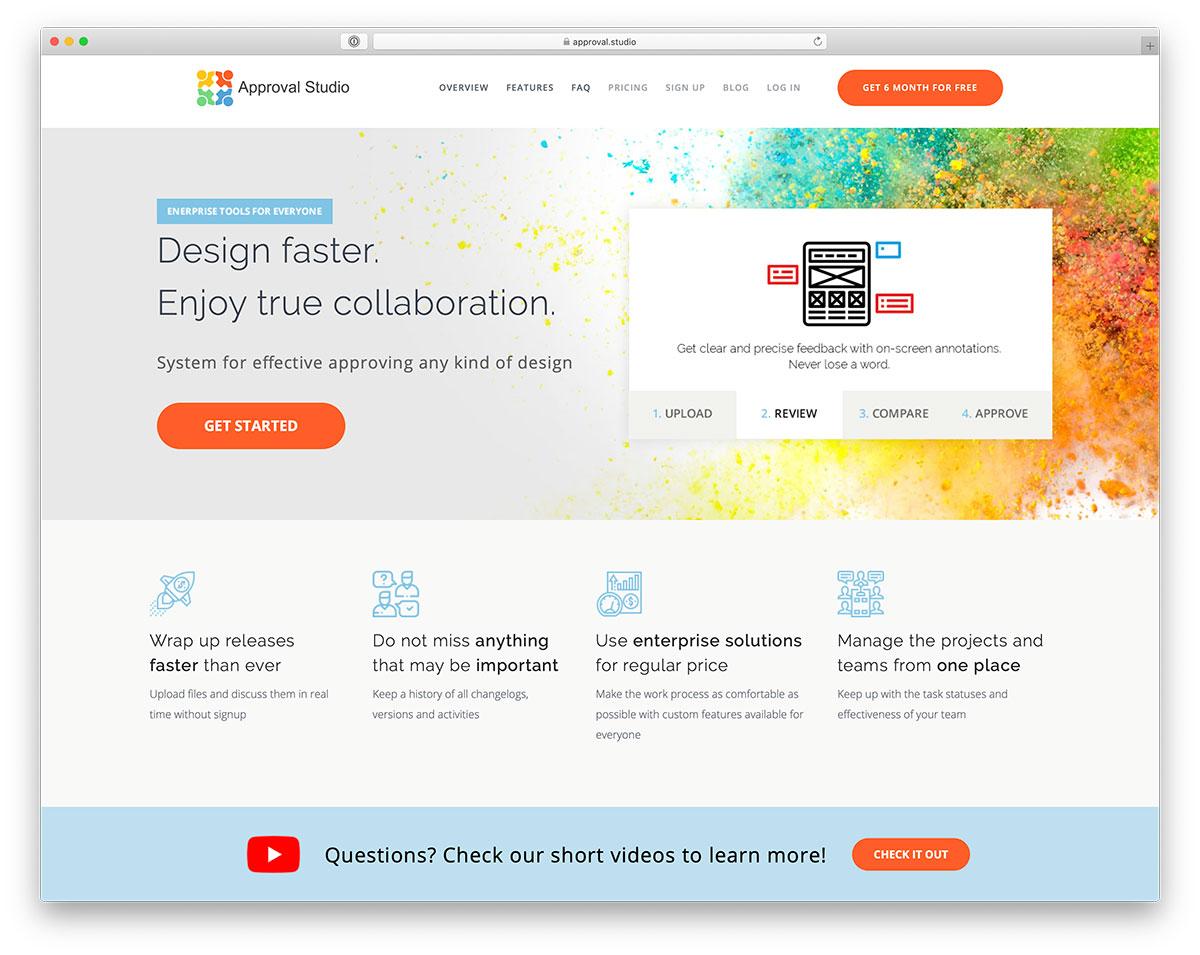 conception d'outils de collaboration