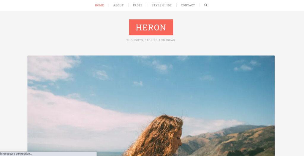Héron