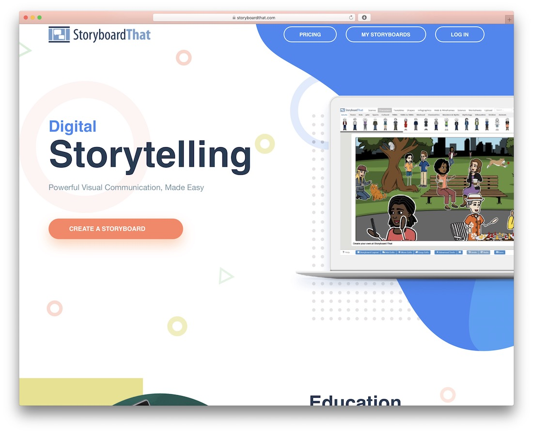 storyboard cet outil de narration