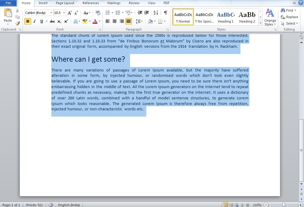 dupliquer une page dans le mot étape par étape