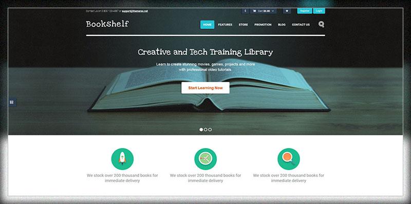 Bibliothèque | Boutique en ligne de livres et de médias