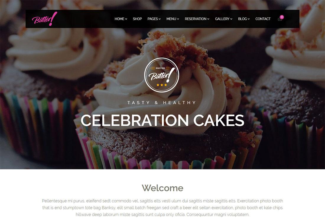 Beurre - WordPress