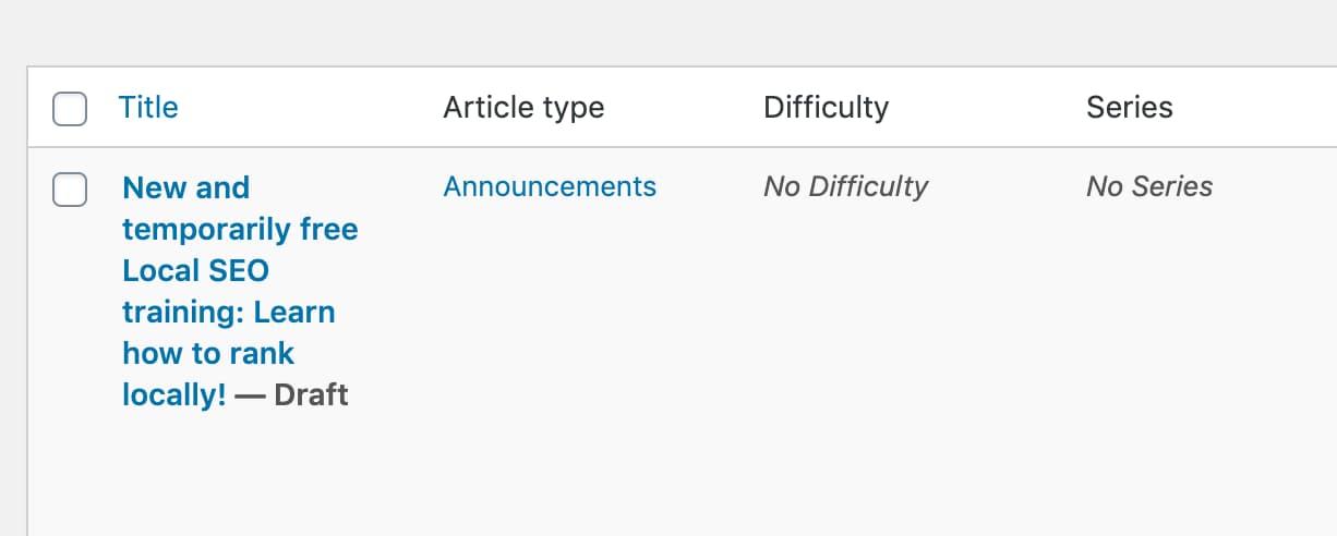 étape 4: clonez votre message pour le copier dans un brouillon