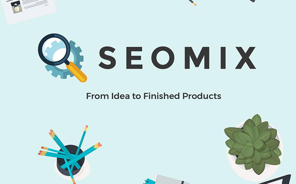 SEOmix - Thème WordPress pour entreprise de référencement