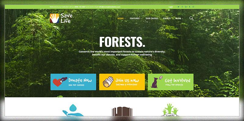 Sauver la vie    Organismes sans but lucratif, organismes de bienfaisance et dons