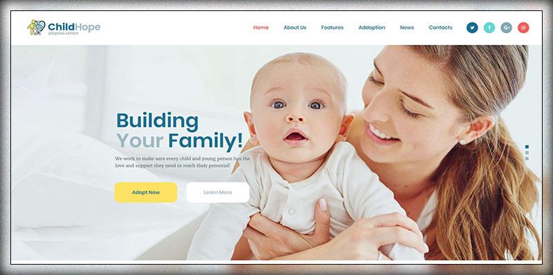 ChildHope    Service d'adoption d'enfants et organisme de bienfaisance