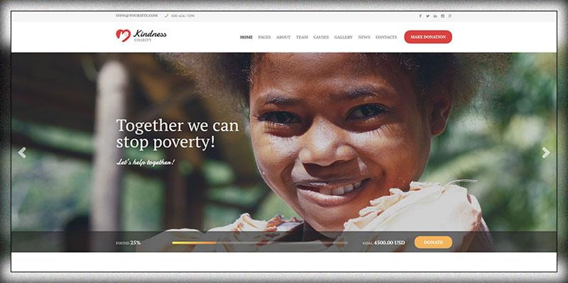 Gentillesse    Organisations à but non lucratif, caritatives et de dons