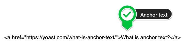 exemple de texte d'ancrage