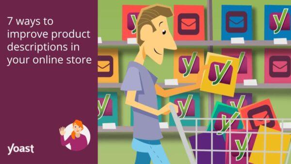 Article de blog sur l'image sociale 7 façons d'améliorer les descriptions de produits dans votre boutique en ligne