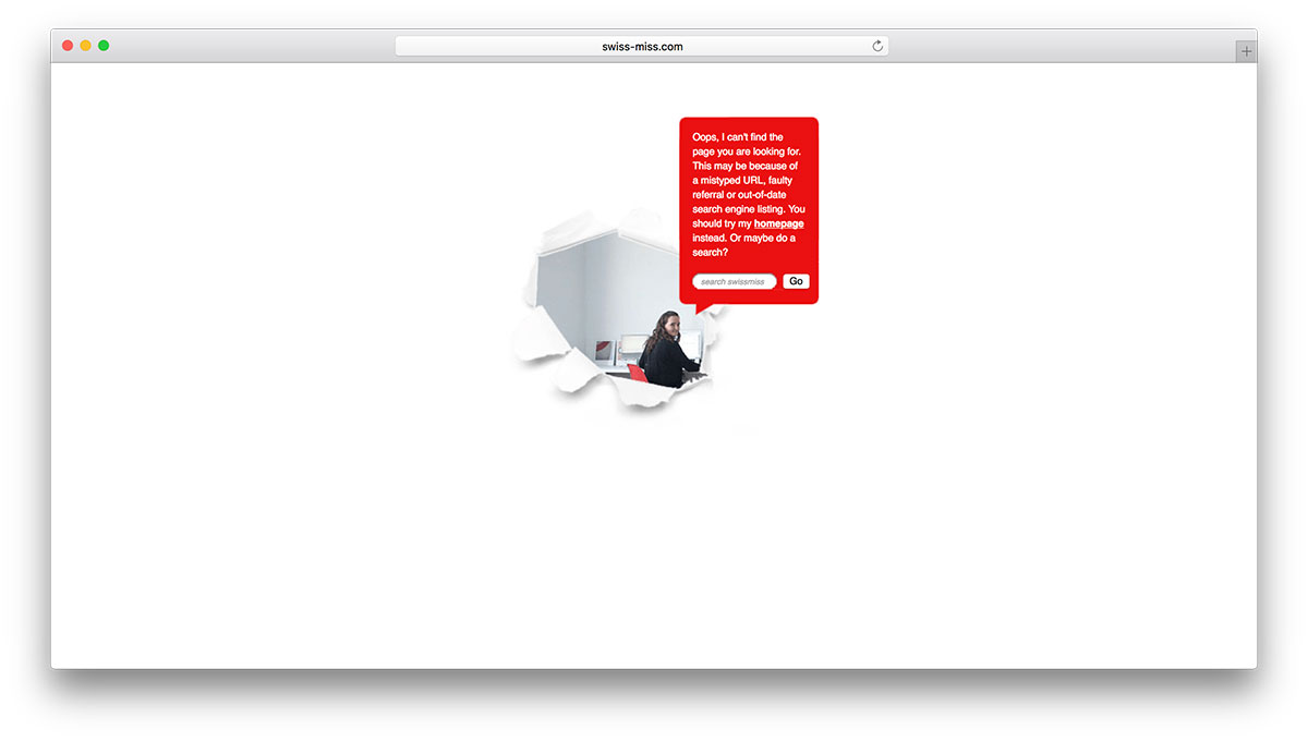swiss-miss-simple-404-exemple-de-page-d'erreur