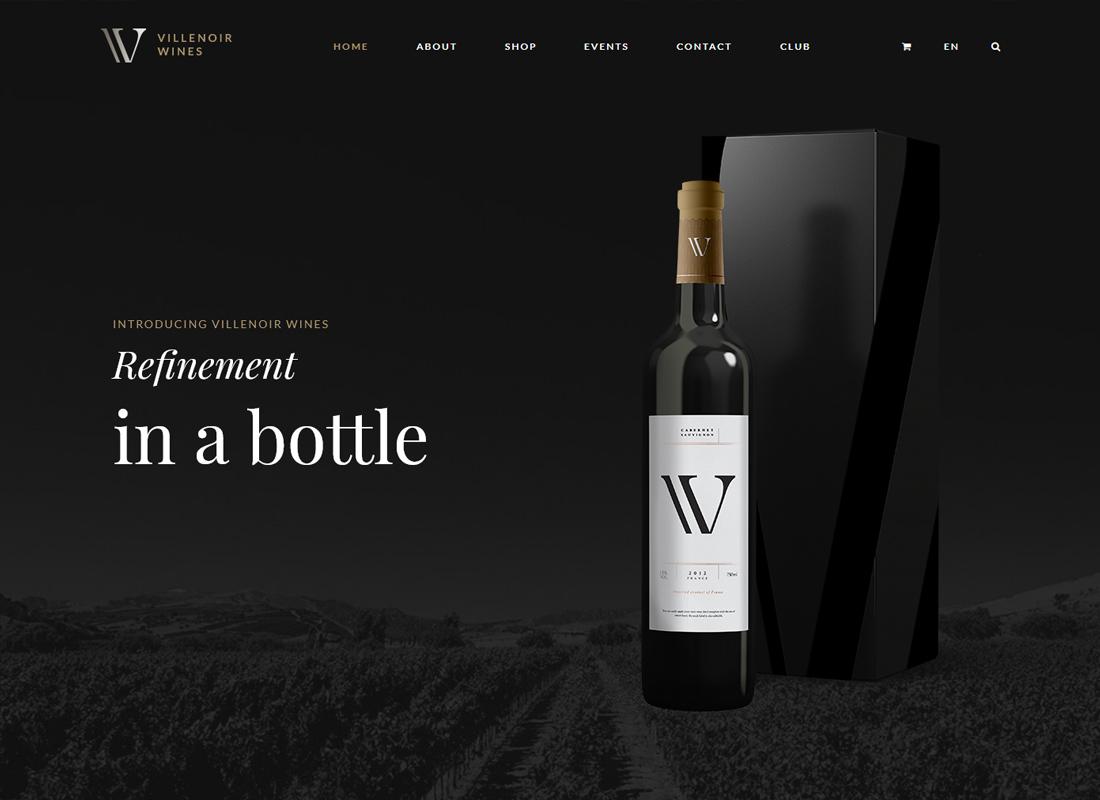 Villenoir - Vignoble, Cave & Wine Shop