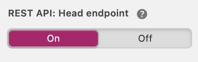 REST API Head endpoint bascule dans Yoast SEO