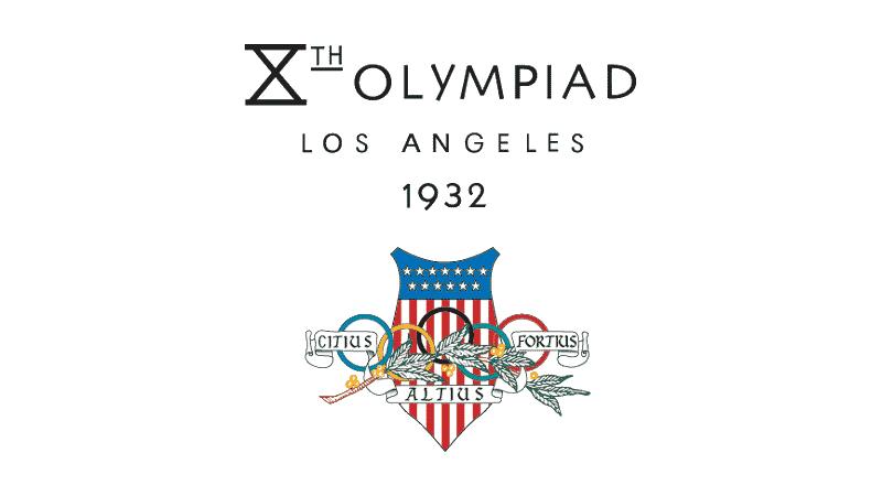 Jeux olympiques d'été de 1932 à Los Angeles