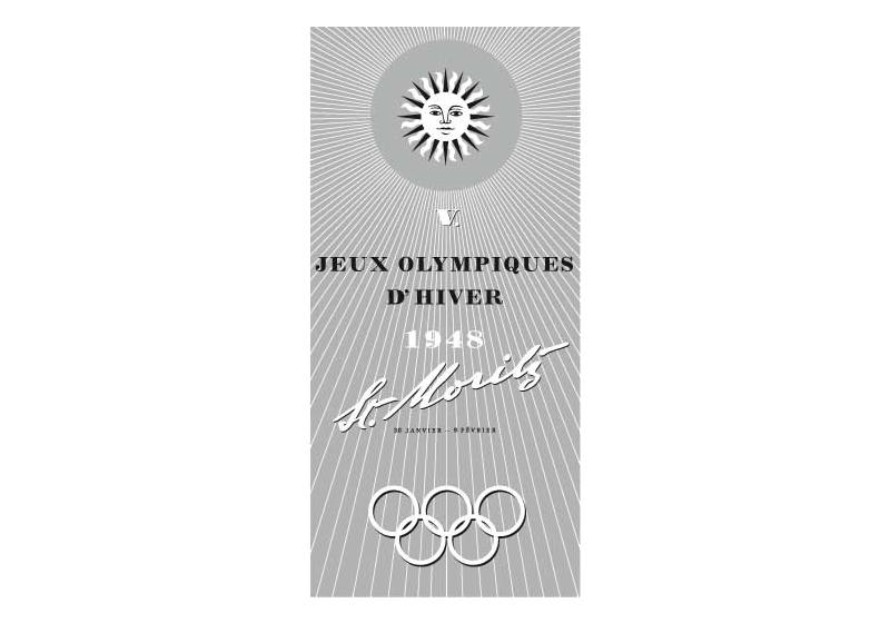 Saint-Moritz – Jeux olympiques d'hiver 1948