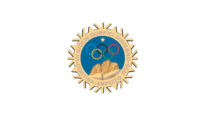 Cortina d'Ampezzo - Jeux olympiques d'hiver 1956