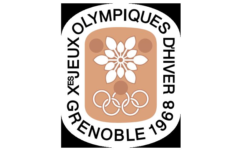 Grenoble – Jeux Olympiques d'hiver 1968